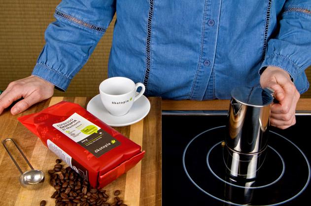 Espressokocher: